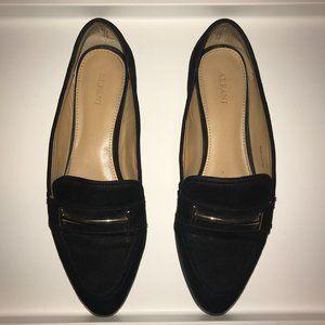 ALFANI Black Loafers